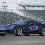 La Corvette ZR1 pace car de l'Indy 500