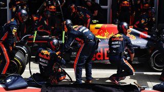 1″91:  Red Bull bat le record du Pit Stop en F1
