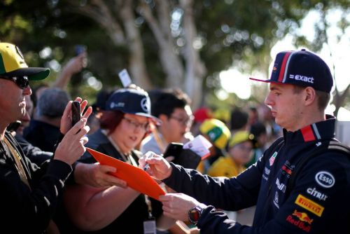Max Verstappen is 'relaxed and ready to go'