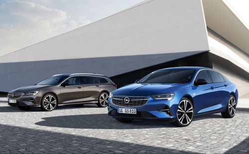 Opel Insignia 2020:  Restylage subtil