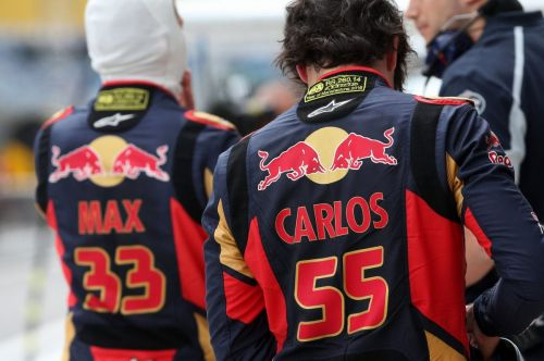 Sainz: 'Verstappen lifted me to a higher level'