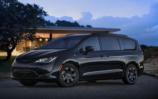 2019 Chrysler Pacifica Hybrid, le package S Appearance disponible