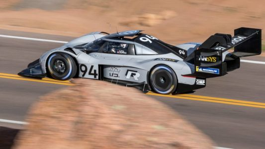 V-Rally 4:  la Volkswagen « I.D.R » Pikes Peak disponible en DLC