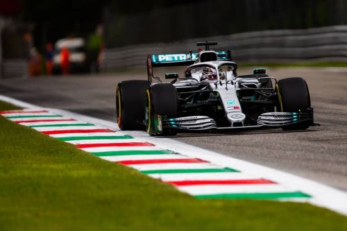 Hamilton: Mercedes engine development 'not as successful' in 2019