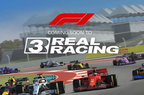 La F1 sur Real Racing 3