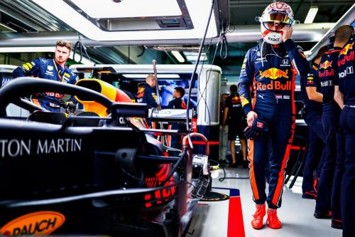 Button calls Verstappen 'fastest driver ever to race in F1'!