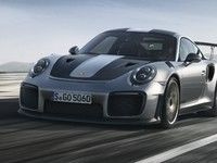 Porsche va relancer la production de la 911 GT2 RS