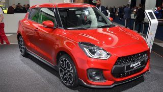Francfort 2017 Live : Suzuki Swift Sport