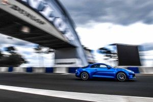 Supertest Alpine A110 (2018):  à l'ancienne !