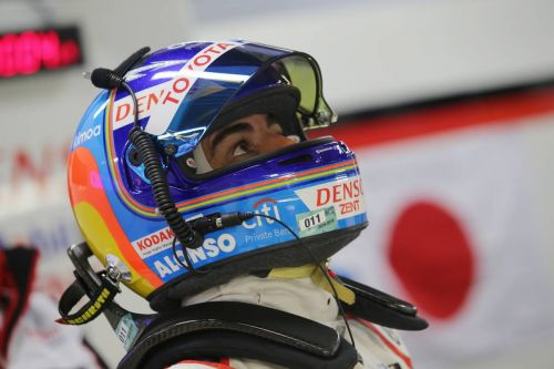 Fernando Alonso and C° to lead the way in Fuji