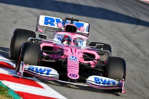 Racing Point rivals allegedly unhappy with RP20 Mercedes clone
