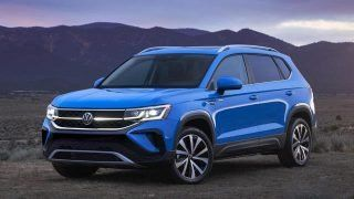 VW Taos:  empilement de SUV