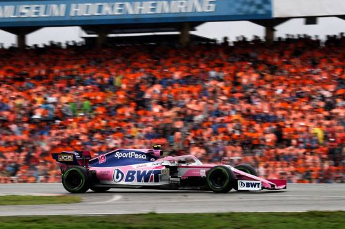 Szafnauer spies more progress for Racing Point in Hungary