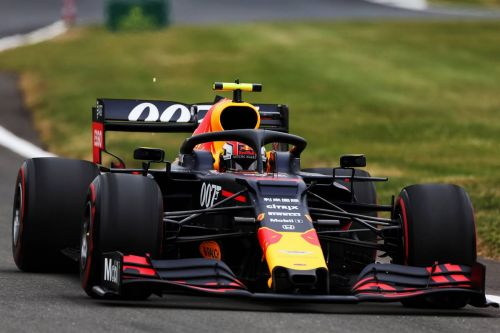 Red Bull says Gasly was 'a different driver' at Silverstone