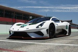 La Brabham BT62 (2018) fait chanter son V8
