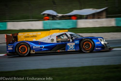 Asian Le Mans Series:  Thunderhead Carlin Racing remporte les 4 Heures de Sepang