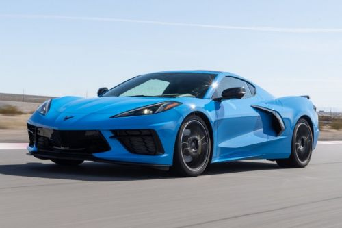 La Chevrolet Corvette C8 (2020) arrive en Europe !