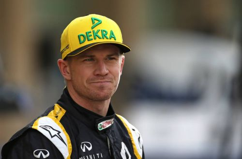 Nico Hulkenberg pays tribute to 13-year partner