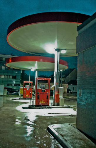 Gas Station (398)