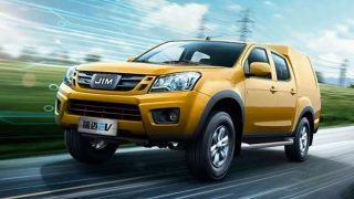 Guangzhou 2018:  le pick-up électrique d'Isuzu