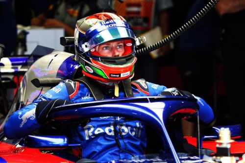 Hartley in 'positive frame of mind' before probable F1 swansong