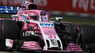 F1 2018 - Force India sous administration judiciaire