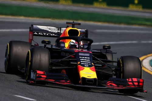 Verstappen waiting until China to assess Red Bull strength