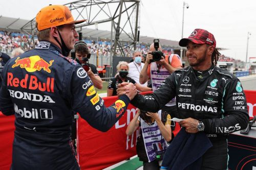 Brundle disagrees that Hamilton's defense was 'too soft'