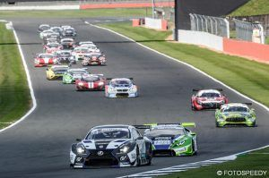 Silverstone, course 1:  Costa/Frommenwiller nets vainqueurs