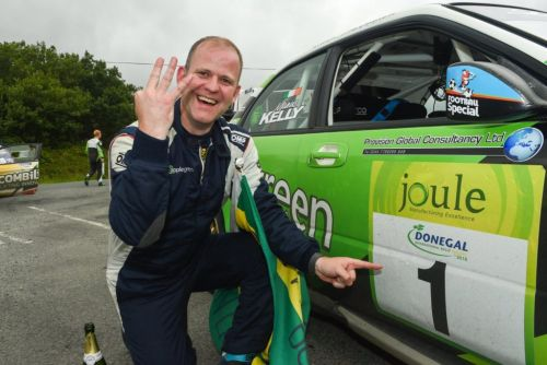 Le Donegal International Rally endeuillé par la mort brutale de Manus Kelly