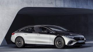 Mercedes EQS:  va-t-elle foudroyer la Tesla Model S ?