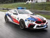 BMW M8 : nouvelle safety car en MotoGP
