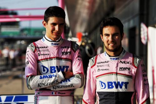 Perez: Ocon's year on the sidelines 'a risky move'
