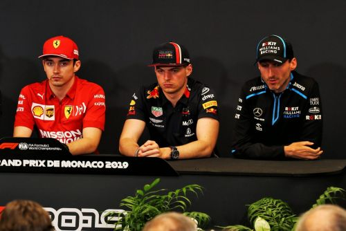 Kubica expects Verstappen will beat Leclerc to first title