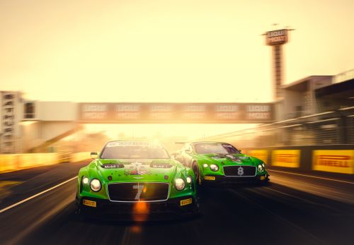 Bentley met fin à son engagement officiel en GT3