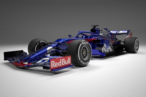 Launch Gallery: Toro Rosso STR14