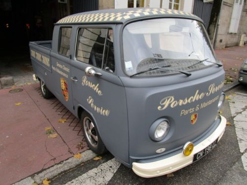 Volkswagen Combi Pick-Up 1.6L 50 Cv »Porsche Design »