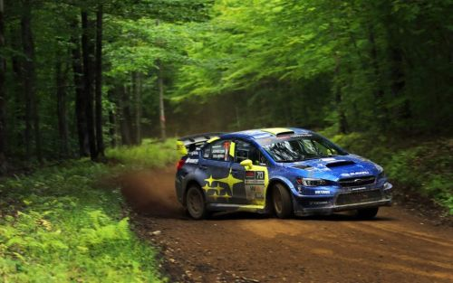 Rallye, seconde victoire pour Oliver Solberg aux USA !