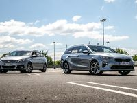 Comparatif - Kia Ceed SW VS Peugeot 308 SW:  ambitieux outsider