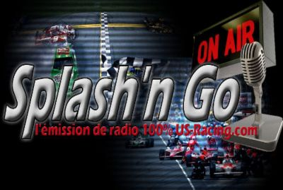 NASCAR - Splash'n' Go n°350 - Émission du 06/06/17