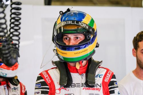 Bad break for Senna at Silverstone