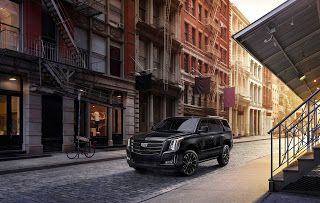 Los Angeles 2018, 2019 Cadillac Escalade Sport Edition