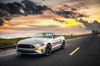 2019 Ford Mustang, la California Special revient