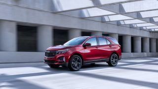 Chicago 2020:  Chevrolet Equinox restylé
