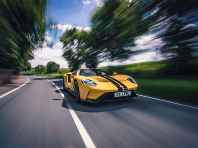 Ford GT:  Un monstre informatique embarquant 50 ordinateurs