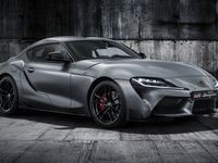 Salon de Detroit 2019 - Toyota Supra : photos et infos officielles