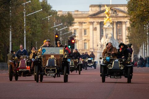 RM Sotheby's partenaire principal de la London to Brighton Veteran Car Run