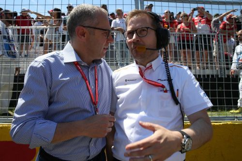 Formula 1 'in discussions' with new manufacturers - Domenicali