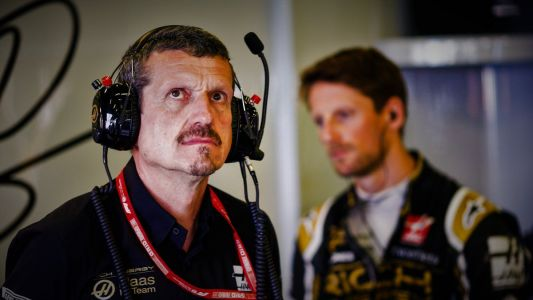 Grosjean takes exception to 'tough to manage' Haas claim
