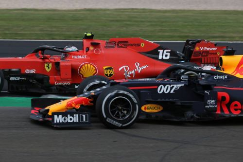 Red Bull rising form giving 'more boost' to Ferrari - Binotto